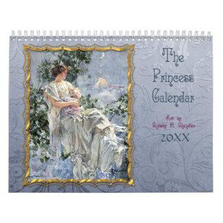 2018 The Princess Calendar