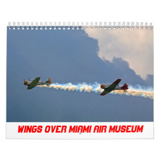 2018 Wings Over Miami Air Museum Calendar