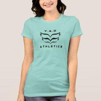 2018 Womens V.A.D short sleeve T T-Shirt