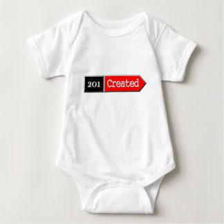 201 - Created Baby Bodysuit