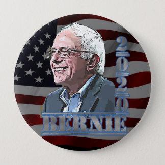 2020 Election Bernie Sanders Support Round Button