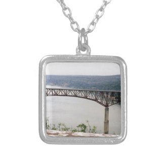 2038 SILVER PLATED NECKLACE