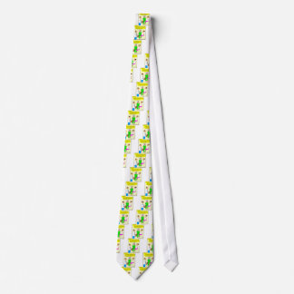 207 Getting older cartoon Tie