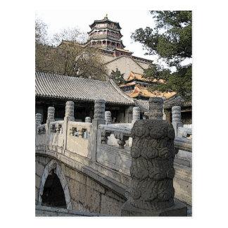 209 - Summer Palace Postcard