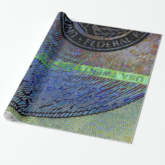 $20 Bill Wrapping Paper