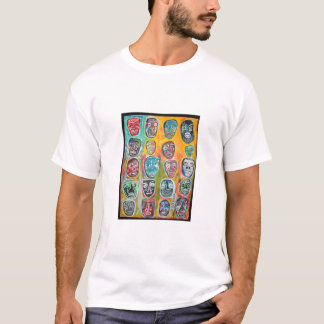 20 Faces T-Shirt