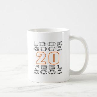 20 Look Good Feel Good Mugs