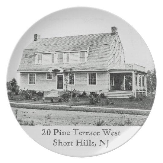 20 Pine Terrace West, SH Melamine Plate