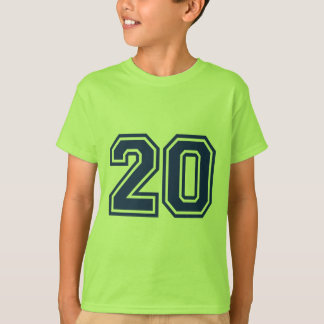 20 - twenty T-Shirt