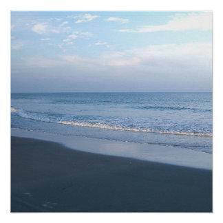 """20""""x20"""" Beach Print"""
