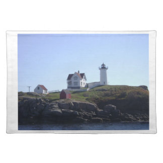 "20"" x 14"" TABLE PLACE MAT - NUBBLE LIGHT HOUSE"
