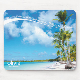 20 Years Commemorative Mouse Pad