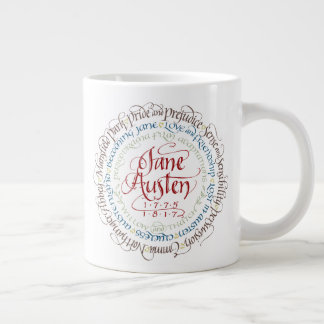 20oz Mug - Jane Austen Period Drama Adaptations