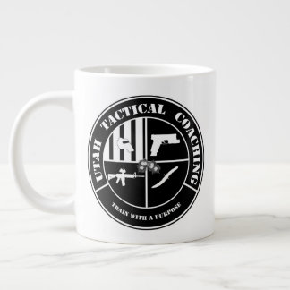 20oz Utah Tactical Coaching Mug