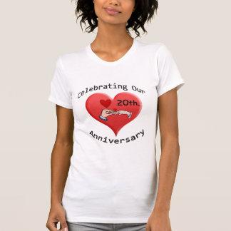 20th. Anniversary T-Shirt