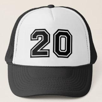 20th Birthday Party Trucker Hat