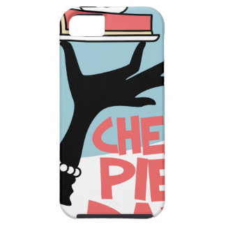 20th February - Cherry Pie Day - Appreciation Day iPhone 5 Covers
