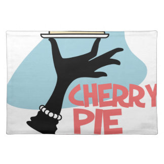 20th February - Cherry Pie Day - Appreciation Day Placemat