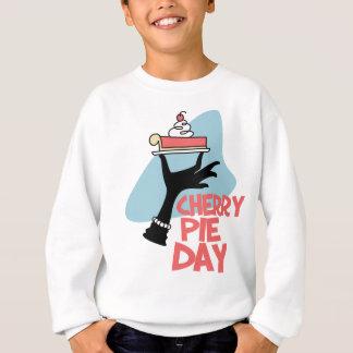 20th February - Cherry Pie Day - Appreciation Day Sweatshirt