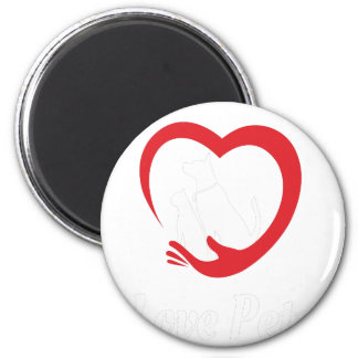 20th February - Love Your Pet Day Magnet
