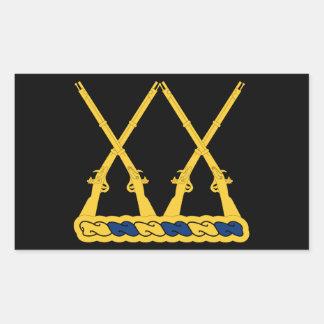 20th Infantry Regiment Sticker