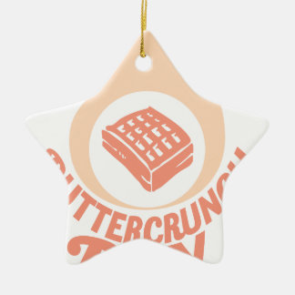 20th January - Buttercrunch Day Ceramic Ornament
