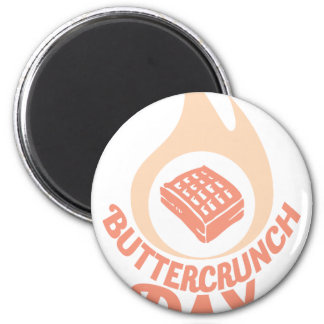 20th January - Buttercrunch Day Magnet