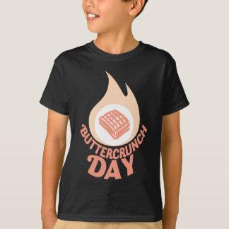 20th January - Buttercrunch Day T-Shirt