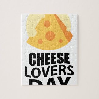 20th January - Cheese Lovers Day Jigsaw Puzzle