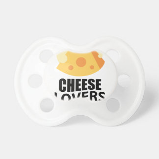 20th January - Cheese Lovers Day Pacifier