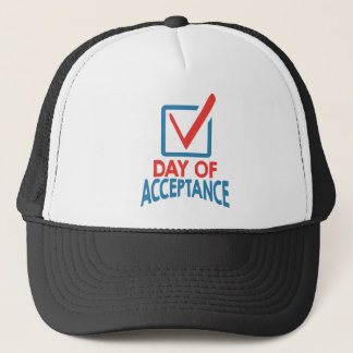 20th January - Day of Acceptance Trucker Hat