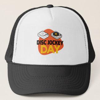 20th January - Disc Jockey Day Trucker Hat