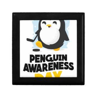 20th January - Penguin Awareness Day Gift Box
