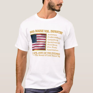 20th Maine Volunteer Infantry (BH) T-Shirt