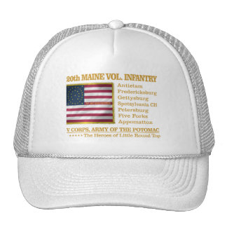 20th Maine Volunteer Infantry (BH) Trucker Hat