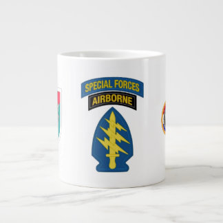 20TH SPECIAL FORCES GROUP JUMBO MUG