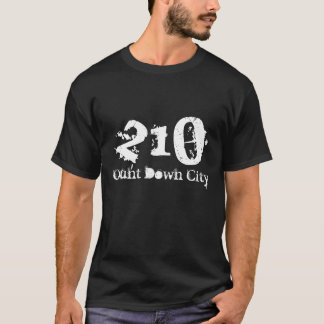 210, Count Down City T-Shirt