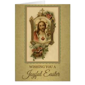 211 Happy Joyful Easter Greeting Card