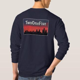 (215)-Skyline T-Shirt