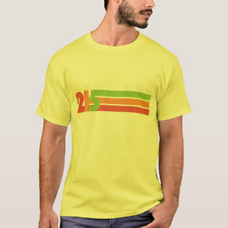 215 tri-color T-Shirt