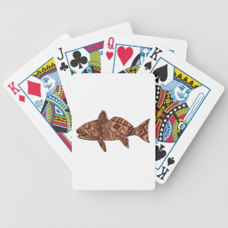 21 (4) BICYCLE PLAYING CARDS