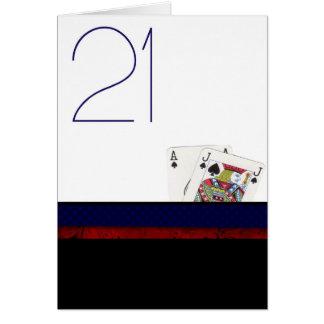 21 CARD
