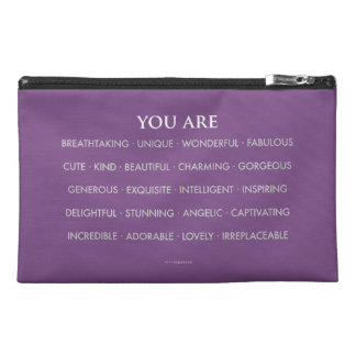 21 Compliments Travel Accessory Bag