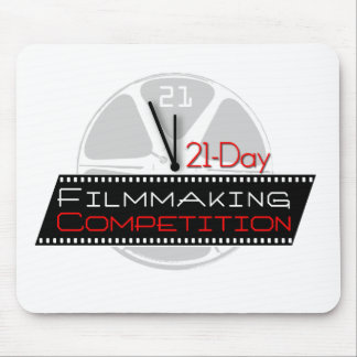 21-Day Filmmaking Competition Mouse Pad