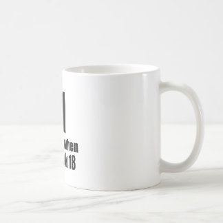 21 Is Great When You Look Birthday Coffee Mug