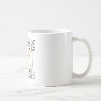 21 Look Good Feel Good Coffee Mugs