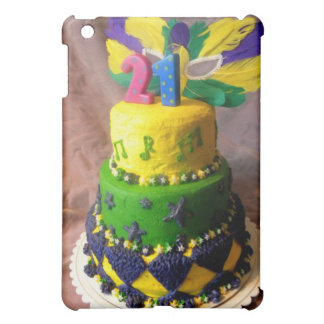 21 Mardi Gras Cake Case For The iPad Mini
