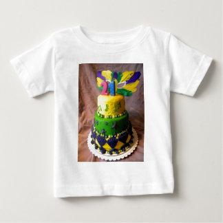 21 Mardi Gras Cake Tee Shirts