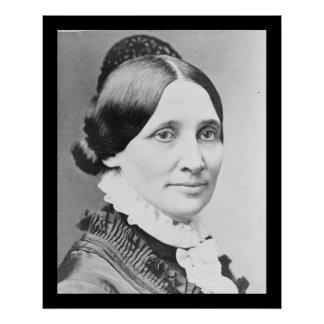 21 Mrs. Rutherford B. Hayes Poster