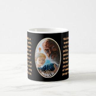 21. The world - Sailor tarot Coffee Mug